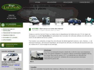 Détails : Location de voitures et de matériel à Saône-et-Loire - déménagement