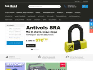 Détails : Accessoires et équipements auto moto vélo Top-road.com