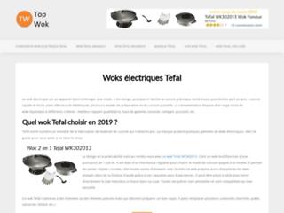 Bien choisir son wok électrique TEFAL
