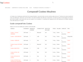 site comparatif des multi cuiseurs