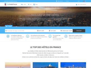 Top Hotels France - Réservation des meilleurs hôtels en France
