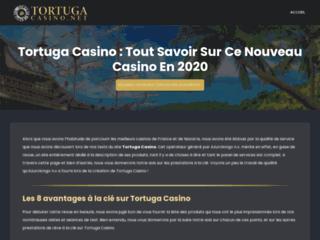 Détails : Tortuga Casino, votre casino en ligne