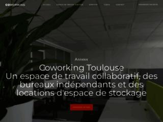 Détails : Location de coworking à Toulouse