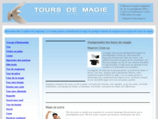 Détails :  Aprrendre des trucs de magie