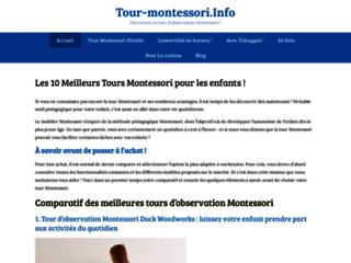 Tour Montessori