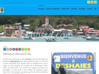 Détails : Tourisme Deshaies