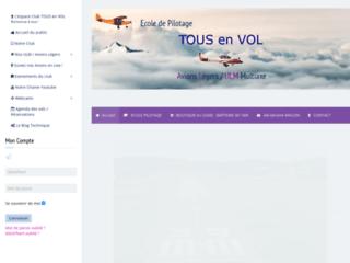Détails : Ecole Pilotage ULM Multiaxe