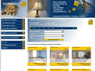 Tout-immobilier.fr : un service de qualité