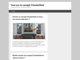 Histoire du canapé Chesterfield