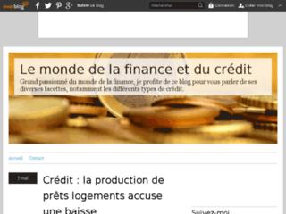 Prêt : blog conçu pour les consommateurs français