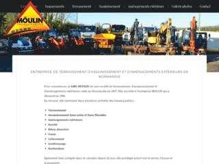 Détails : SARL Moulin - Travaux publics en Normandie