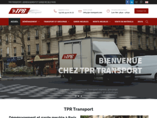 Détails : Déménagement Paris Londres
