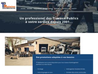 Détails : TP Réalisations, voirie et enrobé dans la Drome et l'Ardèche