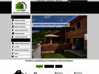 Détails : Traitement des bois