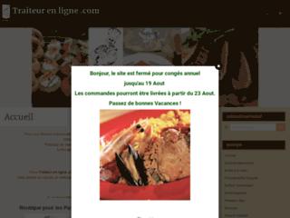 Détails : Traiteur organisation réception région parisienne - Traiteur en Ligne