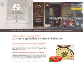 Charcuterie, traiteur Nice – La Nonna Nice
