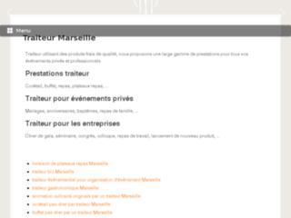 Détails : Traiteur Marseille