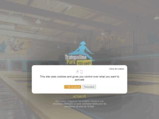 Détails : Trampoline Park
