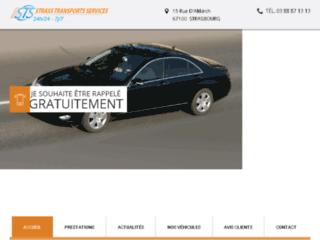 Détails : Strass Transport Services, société de transport de personnes