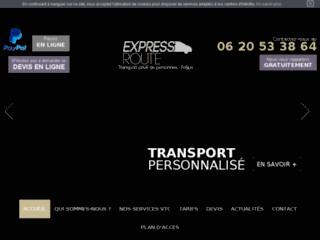 Express Route, chauffeur VTC à Fréjus