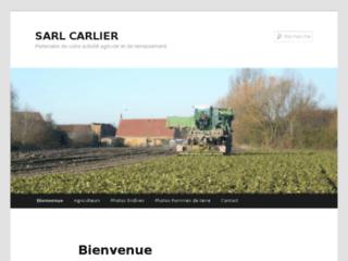 Détails : Travaux Agricoles Terrassement Carlier