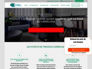 Travaux-carrelage.fr : Le site des carreleurs qualifiés