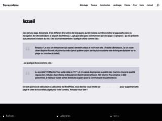 TravauxMania.fr : le site des travaux et du jardinage