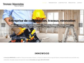 Détails : Entreprise de construction travaux renovation