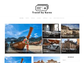 Voyage et réservation de chambres d'hôtel