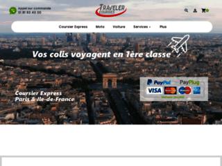 Détails : Coursier Express à Paris - Traveler Courses