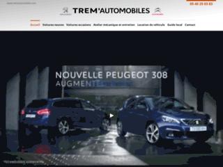Garage Trem'Automobiles