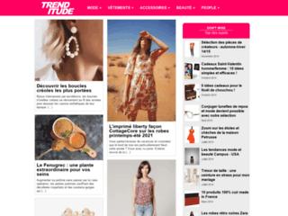 Détails : Mode femme et mode homme - Trenditude.fr