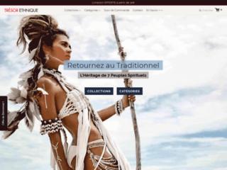 Bijoux fantaisie Africains et Indiens