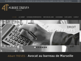 Détails : Albert Treves: Votre avocat spécialisé en permis de conduire à Marseille