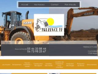 Détails : Trezence T.P, Entreprise de travaux publics