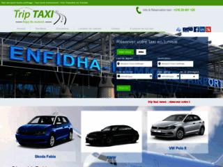 Détails : trip taxi - taxi tunisie