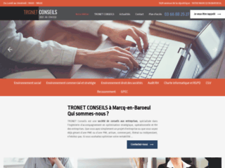 Tronet Conseils : le dévouement au service des entreprises