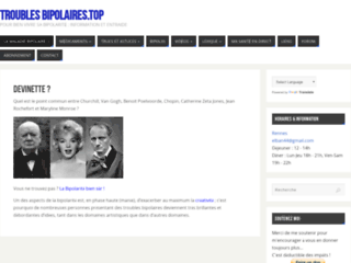 TroublesBipolaires.top