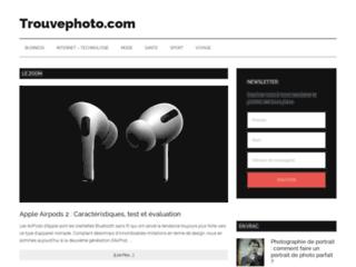 Trouvephoto.com: marketing et visibilité numérique