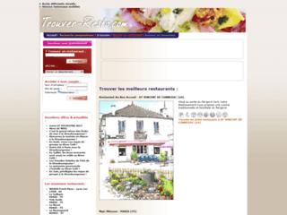 Détails : Trouver-Resto : Tous les restaurants en France