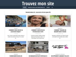 Détails : Améliorez votre positionnement sur les moteurs de recherche avec l'Annuaire Trouvez Mon site