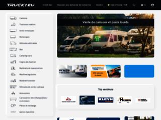 Truck1, plateforme spécialisée dans la vente d'engins d'occasion