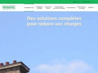 Détails : TRYBATEC comptage des charges d'eau et de chauffage