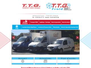 Détails : Société de transport de vrac TTG dans toute la France