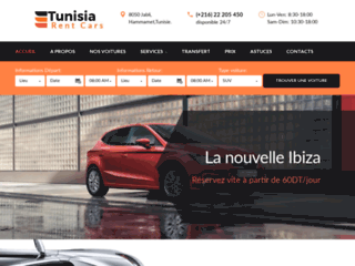 Détails : agence location voiture