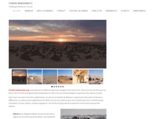 Tunisie Randonnées