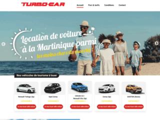 Turbo Car - Agence de location de voiture au Lamentin