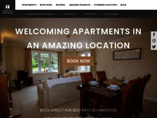 Détails : Appartements Indépendants Turnberry Écosse