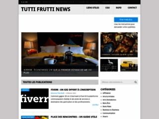 Tutti Frutti News
