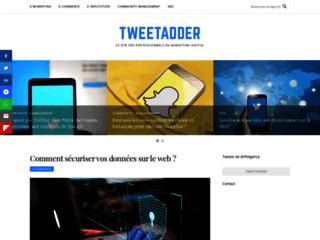 Détails : tweet adder : telechargement gratuit tweetadder